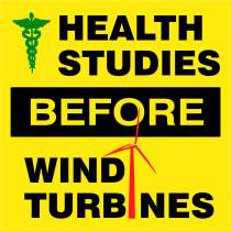 Health Studies Before Wind Turbines