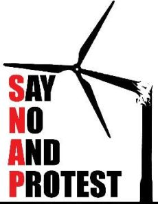Say NO and Protest