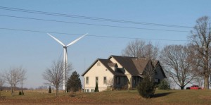 CHATHAM KENT ONTARIO ENBRIDGE WIND FROM HILL RD7