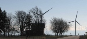 CHATHAM KENT ONTARIO ENBRIDGE WIND FROM HILL RD9