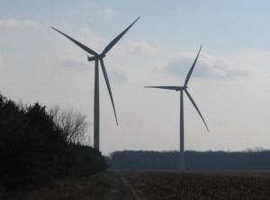 CHATHAM KENT ONTARIO ENBRIDGE WIND FROM HWY3 TALBOT TRAIL11