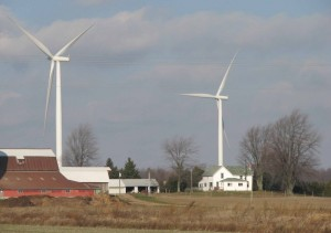 CHATHAM KENT ONTARIO ENBRIDGE WIND FROM HWY3 TALBOT TRAIL15