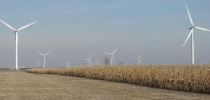 Chatham Kent Ontario Enbridge wind from Taylor Road
