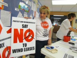 no to wind leases